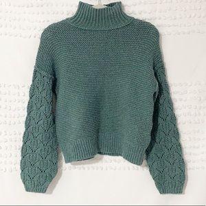 Universal Thread turtleneck pullover sweater xs